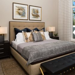 Bedroom 2 - Pine Valley Model - Quail West - Naples, FL