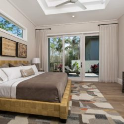 Bedroom 3 - Pine Valley Model - Quail West - Naples, FL