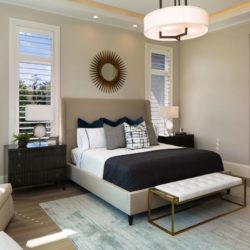 Master Bedroom - Pine Valley Model - Quail West - Naples, FL