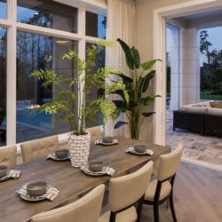 Informal Dining - Pine Valley Model - Quail West - Naples, FL