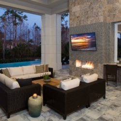 Lanai - Pine Valley Model - Quail West - Naples, FL