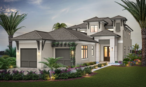 St. Helena Front Rendering