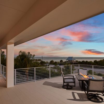 851 Hill Tide Ln Boca Grande-print-017-019-Terrace sunset-4200x2800-300dpi