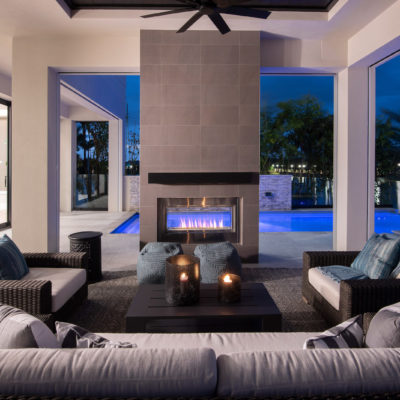 Outdoor Living Dusk 3