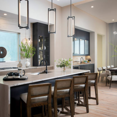 Genova Model Kitchen + Dining